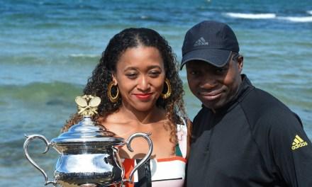 Naomi Osaka el origen haitiano de la actual reina japonesa del tenis.