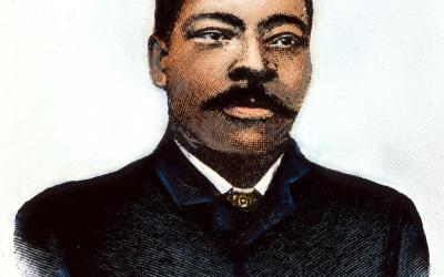 Granville T. Woods el teléfono y los ferrocarriles.