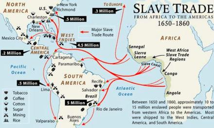 Nuevas técnicas de ADN ayudan a los científicos a encontrar los orígenes de africanos esclavizados