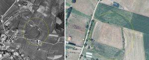 Castro de Barbeira, afectado por actividades agrarias