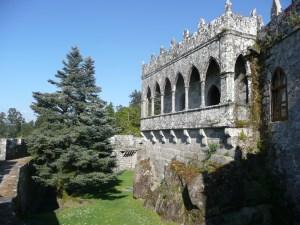 A Galería das Damas (s. XIX) do Castelo de Soutomaior / Silvia Cernadas Martínez�
