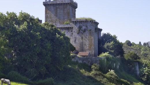Castelo de Pambre / turismo.gal