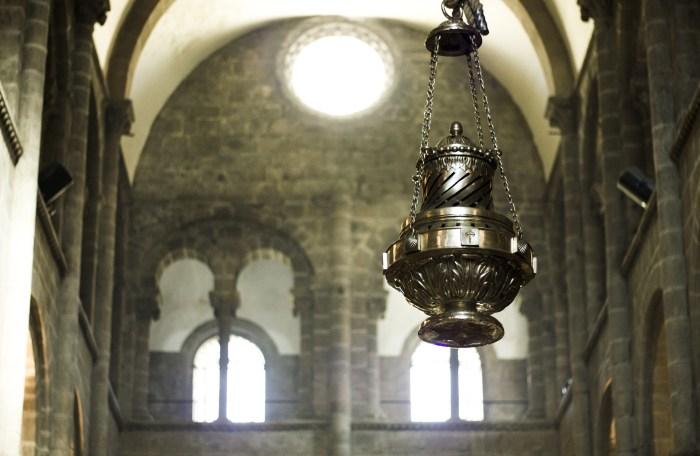 Botafumeiro na catedral compostelá / acastro19850CC0