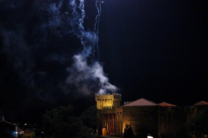 O fume da conta da victoria / foto HdG