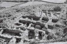 Detalle da escavación / foto cedida por AXA Arqueoloxía