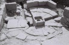 Fonte de San Xian de Moraime descuberta por Chamoso Lamas / foto AXA Arqueoloxía