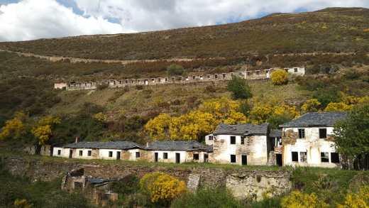 Un proxecto para dinamizar o patrimonio histórico da última cidade da guerrilla galega