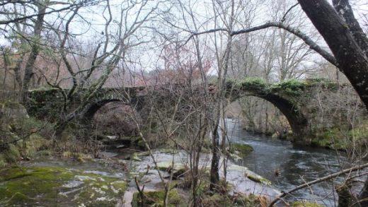 Lalín e Agolada rehabilitan a última das seis pontes medievias que uniron o Deza coa Ulloa