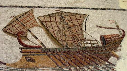 Atopan unha áncora romana en Baiona preto do Cabo Silleiro