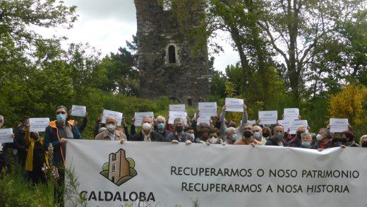 """SOS Caldaloba, a última torre que lle fixo fronte á """"doma e castración"""" do Reino de Galicia"""
