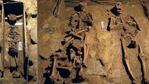 Esta é a historia dos 15 corpos soterrados na Catedral de Lugo hai 600 anos