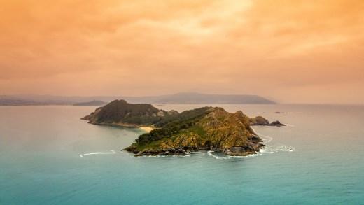 Na busca dos restos perdidos da illa norte das Cíes