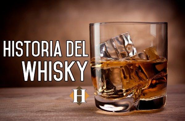historia del whisky portada de articulo