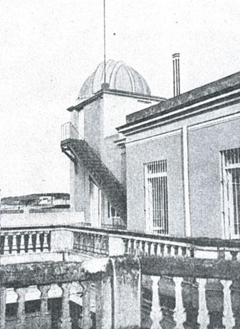 Observatorio casa Martín Gil