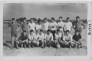 1961 Torneo triangular, Maceda-Verín-Antela. Final Antela,1-Maceda,2