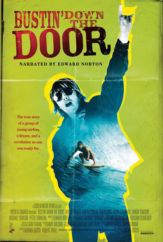 Poster do filme Bustin Down the Door - As Lendas do Surf
