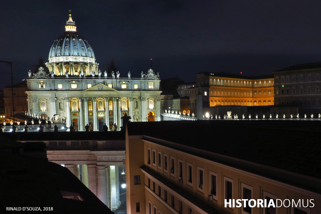 Read more about the article The Shift in the Vatican Secret Archives
