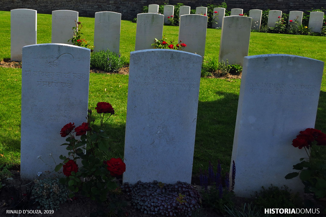 The Bedford House Cemetery houses eight Indian graves some of which remain unidentified.