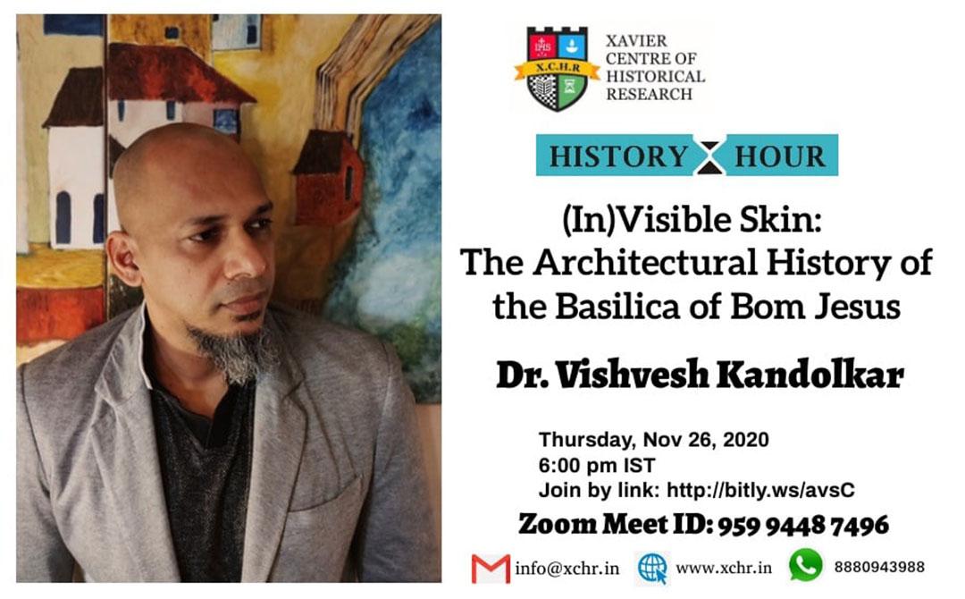 You are currently viewing Vishvesh Kandolkar: (In)Visible Skin