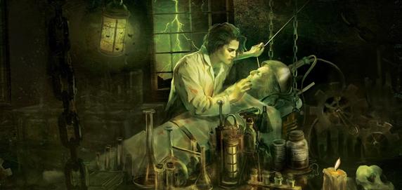 Frankenstein e o existencialismo - Historiador Geek