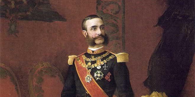 Resultado de imagen para Fotos de Alfonso XII, rey de España