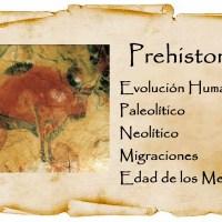 Tema 1 – La Prehistoria