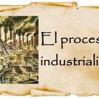 Tema 1 - El proceso de industrialización