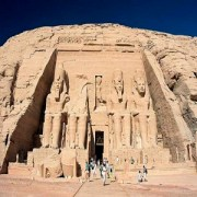 Abu Simbel, Pi-Ramsés y otras grandes construcciones de Ramsés II
