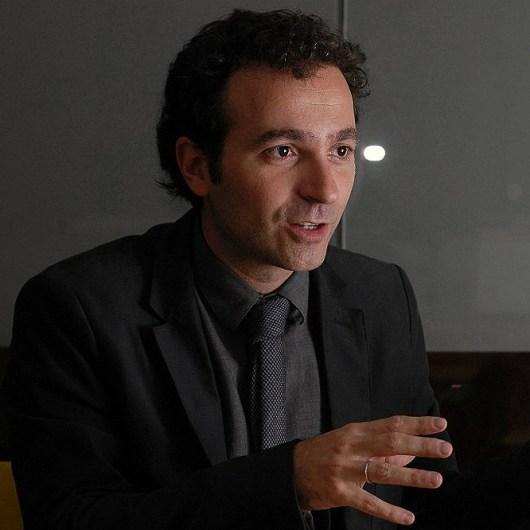 Fotografía de David Hernández de la Fuente, autor de Oráculos griegos
