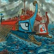 La batalla de las Islas Egadas: el final de la Primera Guerra Púnica