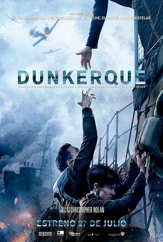 Cartel de la película Dunkerque