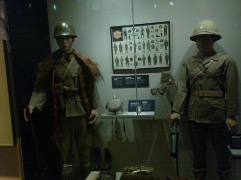 The Soldiers of Imperial Japan