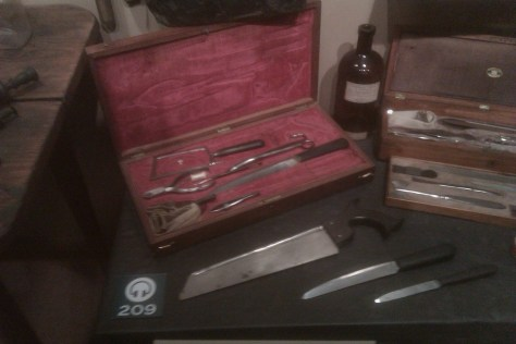 Civil War Surgeon Kit