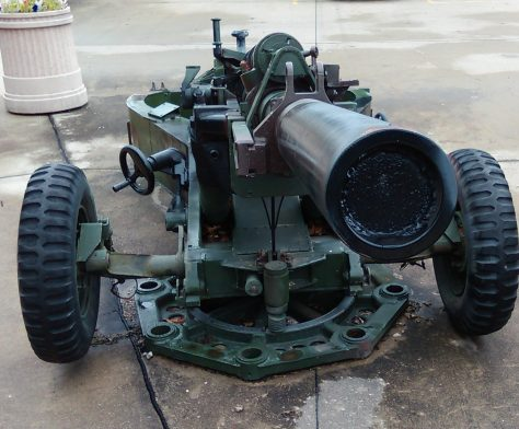 The M102 Howitzer
