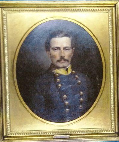 Pierre Gustave Toutant Beauregard (P.G.T)