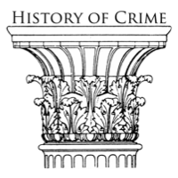 History of Crime logo