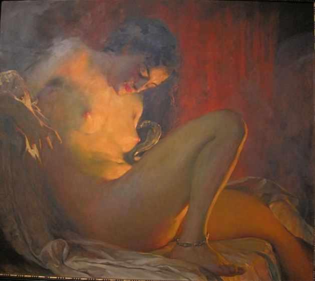 Cleopatra - Bild von Robert Auer