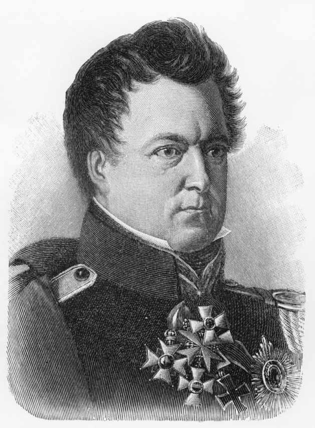 August Neidhart von Gneisenau