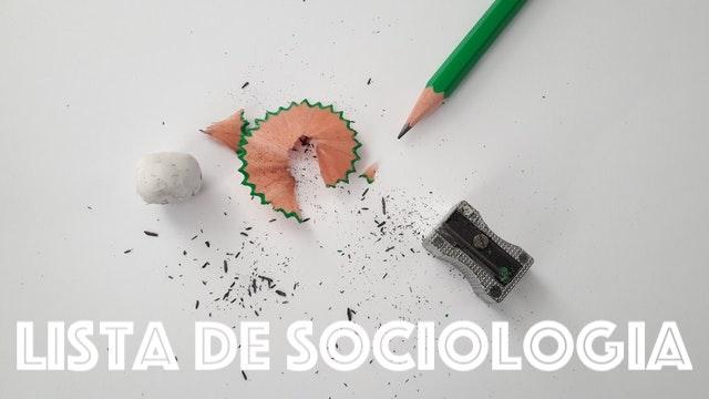 LISTA SOCIOLOGIA 01