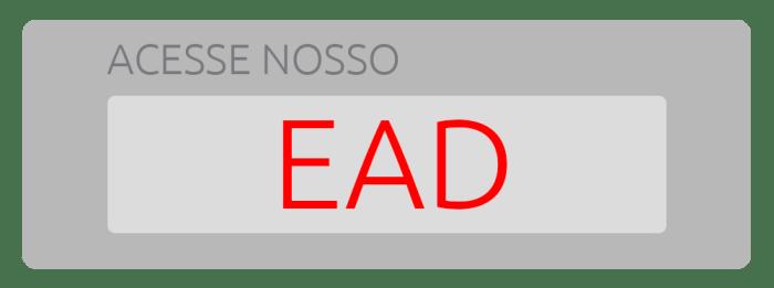 Login no EAD