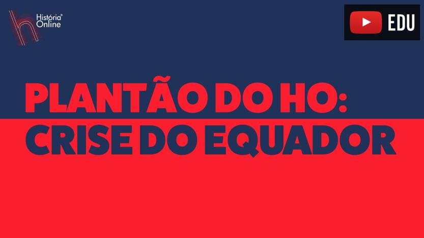 crise no equador