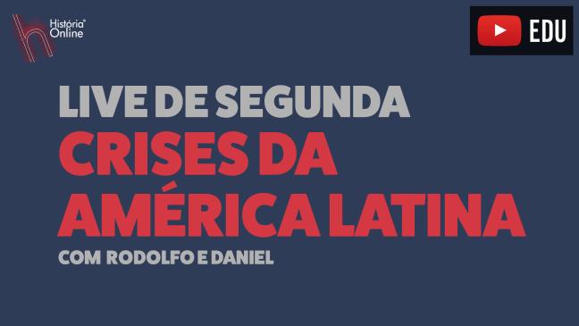 crises na américa latina