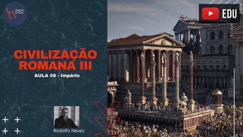 civilização romana iii