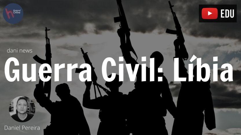 guerra civil líbia