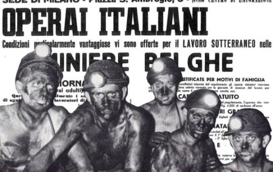 L'italiano nero, pupazzo del carbone – video