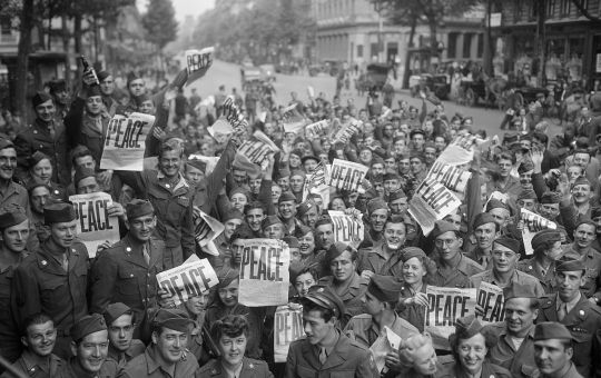 15 agosto 1945 – Finisce la Seconda Guerra Mondiale