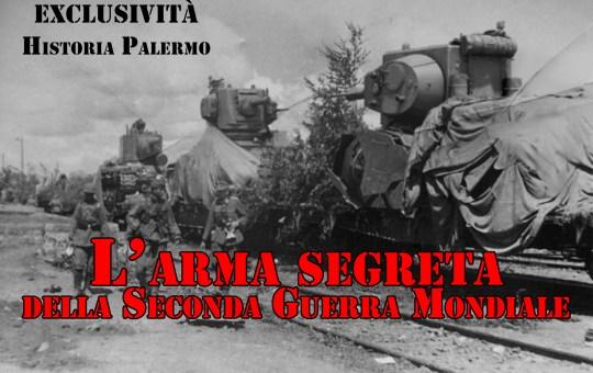 L'arma segreta della Seconda Guerra Mondiale