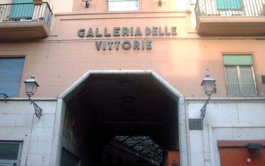La Galleria Mussolini di Palermo