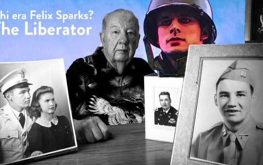 Chi era Felix Sparks: The Liberator