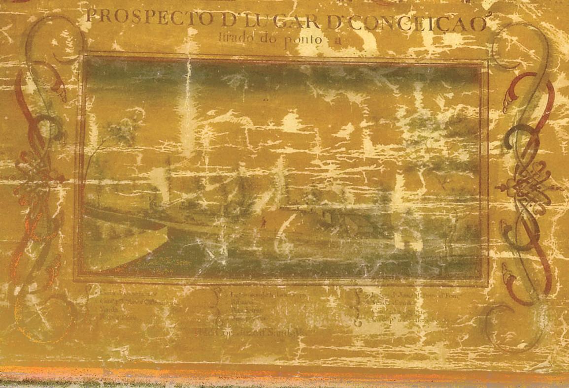 Postal da Conceição com 200 anos à mistura